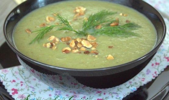 recette soupe au fenouil, velouté facile
