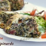 tajine aux épinards