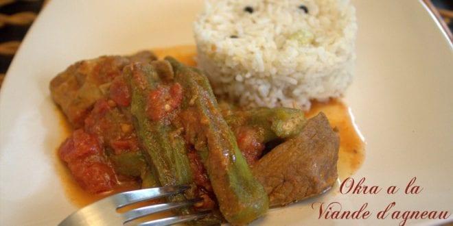 tajine de gnaouia: sauce gombos viande