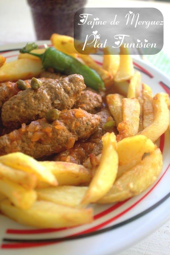 Tajine el merguez cuisine tunisienne pour le ramadan amour de cuisine - Cuisine maghrebine pour ramadan ...