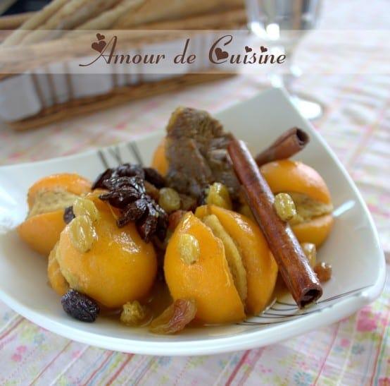 Menu 1er jour d 39 iftar du ramadan amour de cuisine for Meilleur couleur pour cuisine