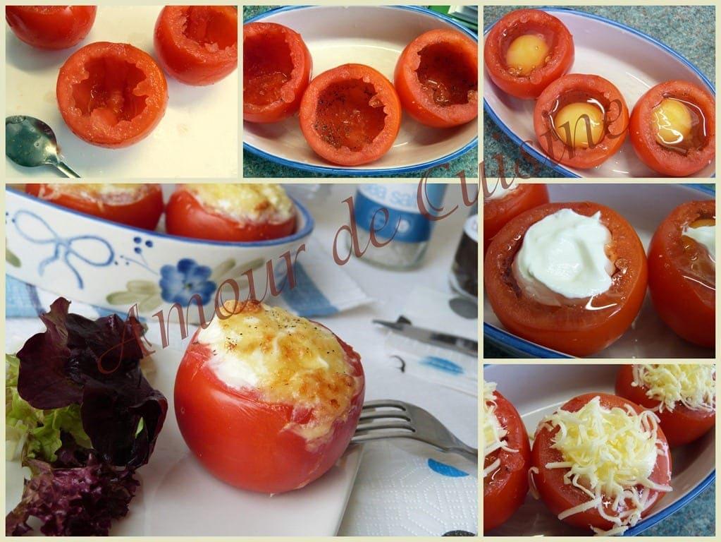tomates farcies, comment vider et farcir les tomates