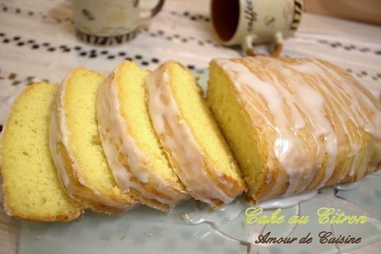Cake Aux Citrons Sans Beurre