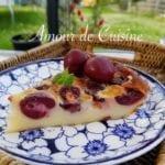 clafoutis de cerises au lait ribot