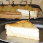 clafoutis aux poires