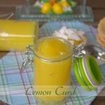 lemon curd maison