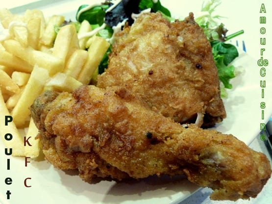 poulet kfc