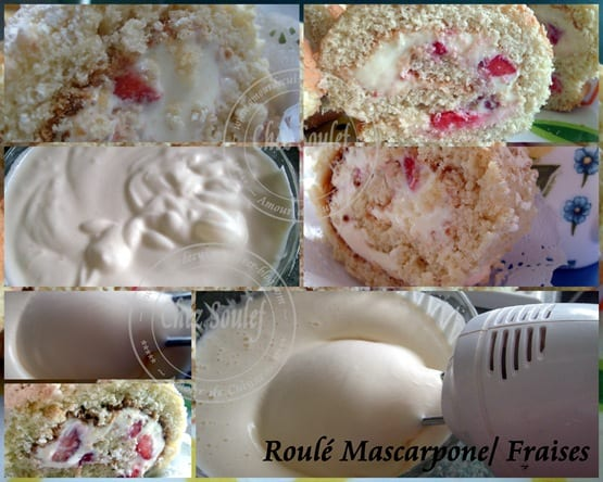 genoise pour biscuit roule