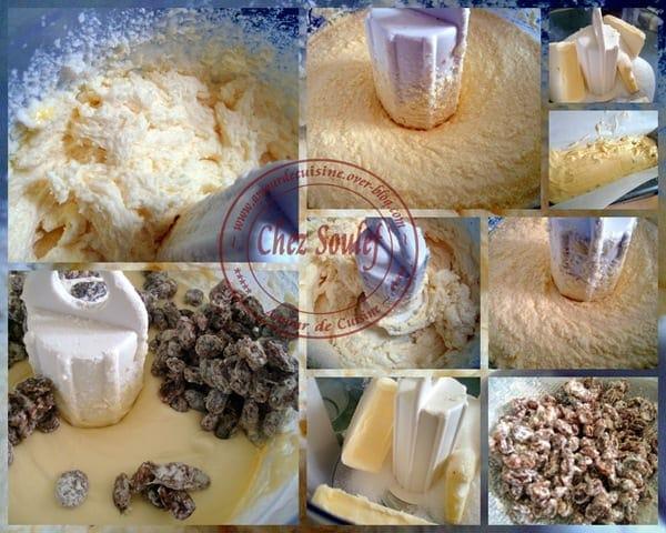 Cake aux raisins secs amour de cuisine for Amoure de cuisine chez ratiba