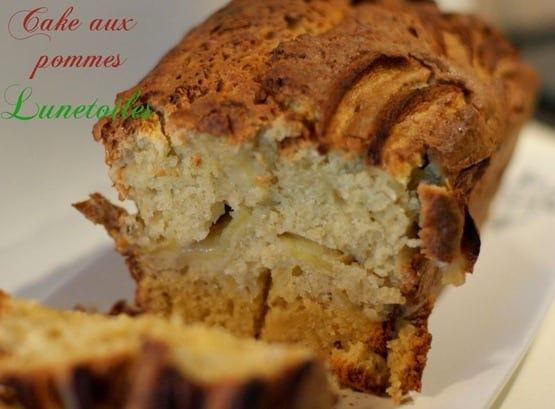 cake aux pommes 4