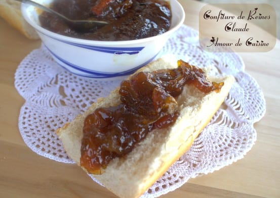 Confiture de Reine-Claude de Christine Ferber en video