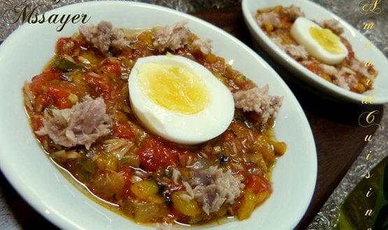 Felfel mssayer cuisine tunisienne amour de cuisine - Cuisine tunisienne ramadan ...