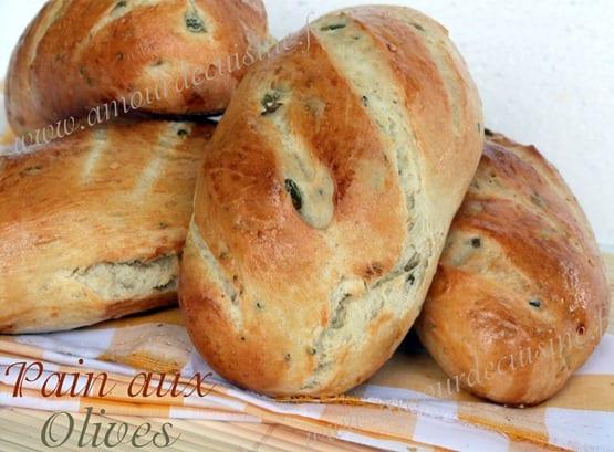 pain aux olives 011 cuisine algerienne