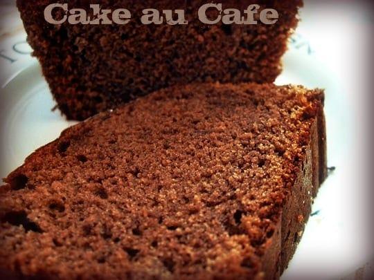 cake extra moelleux au cafe - amour de cuisine