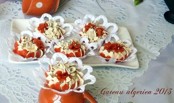 Gateau algerien 2013 el ftimates amour de cuisine - Recette de cuisine algerienne moderne ...