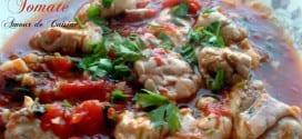 cervelle d'agneau en sauce tomate – chtitha mokh