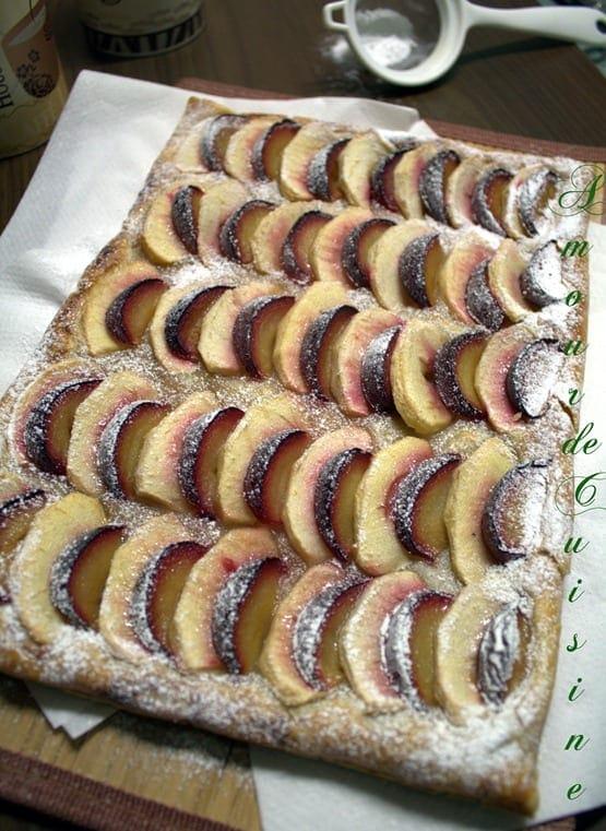 tarte fine aux pommes et prunes 027.CR2