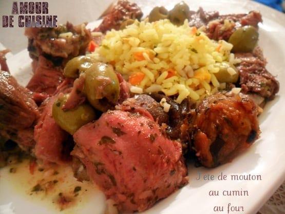 Tête de mouton à la vapeur  Cuisine marocaine  Plats