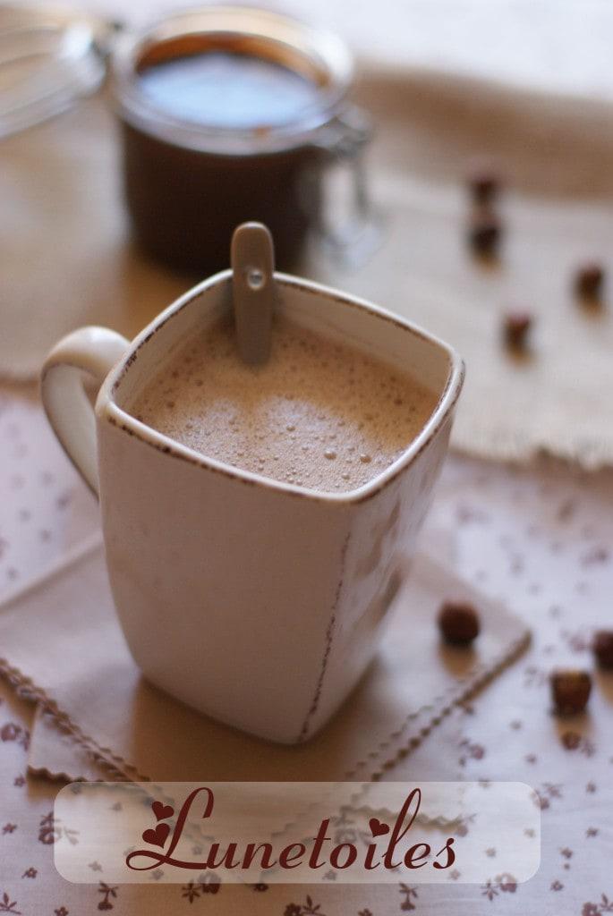 Chocolat Chaud Au Nutella Hot Chocolat Amour De Cuisine