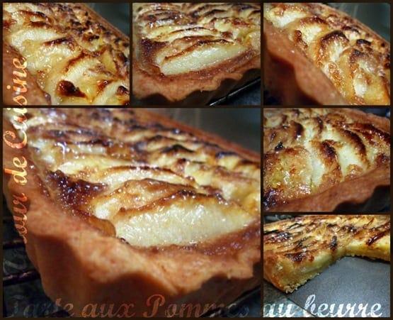 tarte aux pommes au beurre 2