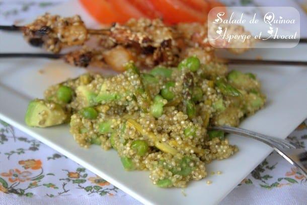 salade de quoina avocat asperge.CR2