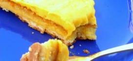 tarte scandaleuse a l'orange, comme dans la cuisine de Bernard