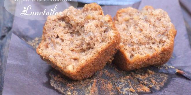 Muffins a la pralinoise