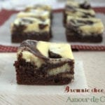 Brownie cheesecake recette facile et delicieuse
