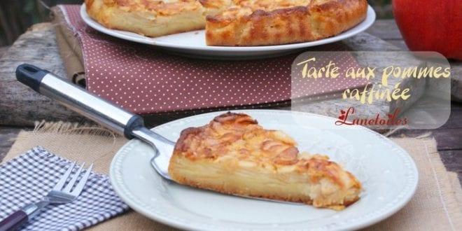 Tarte aux pommes raffin e amour de cuisine for Amour de cuisine 2014