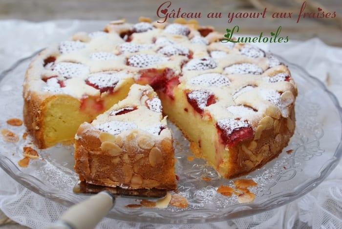 Cake Au Yaourt Avec Du Beurre