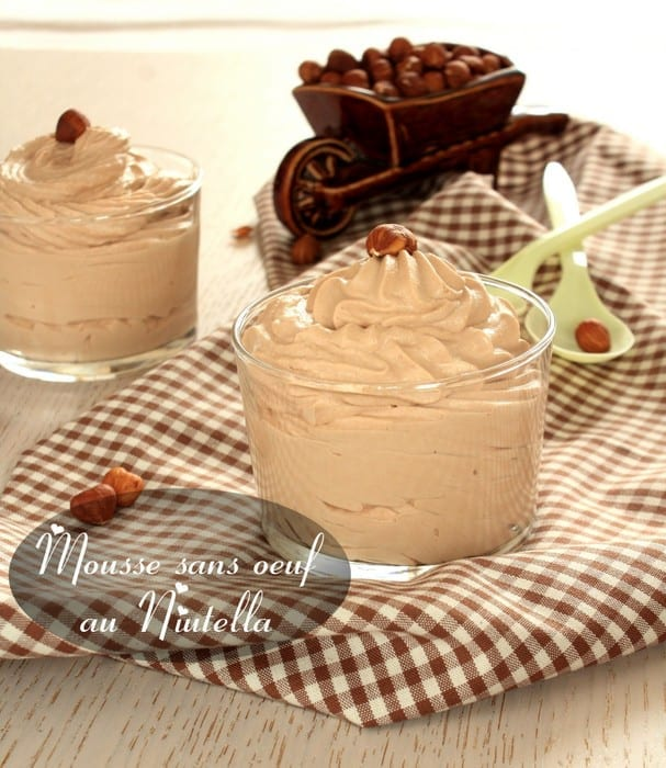 Mousse AU NUTELLA 0003