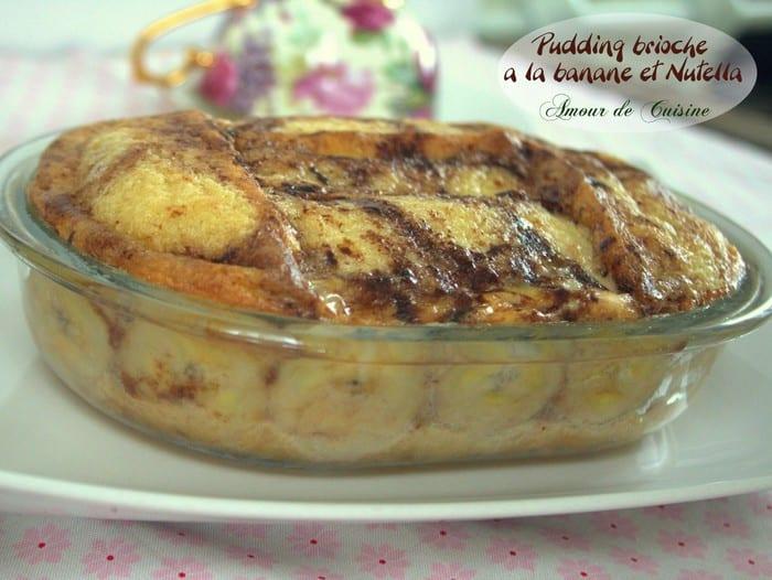 pudding simple et facile