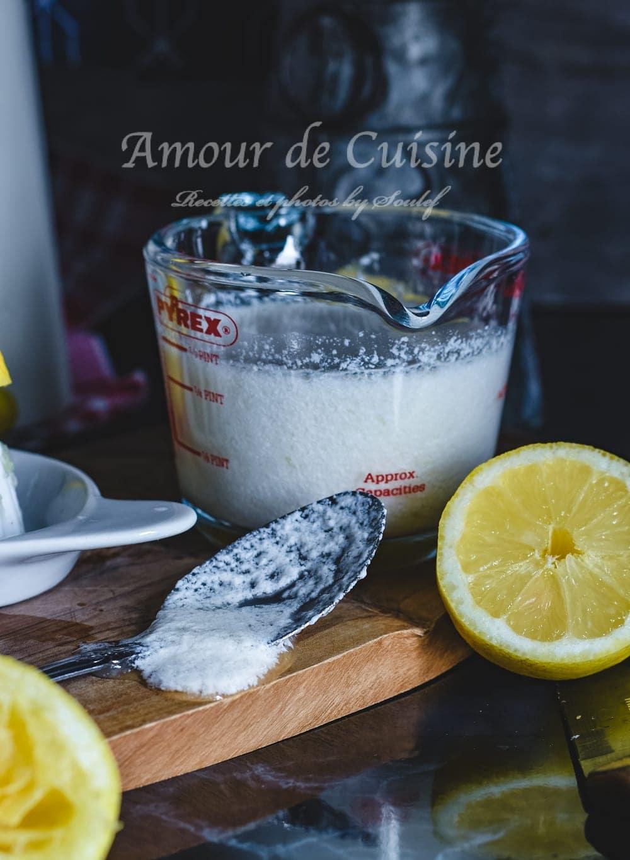buttermilk lait ribot maison