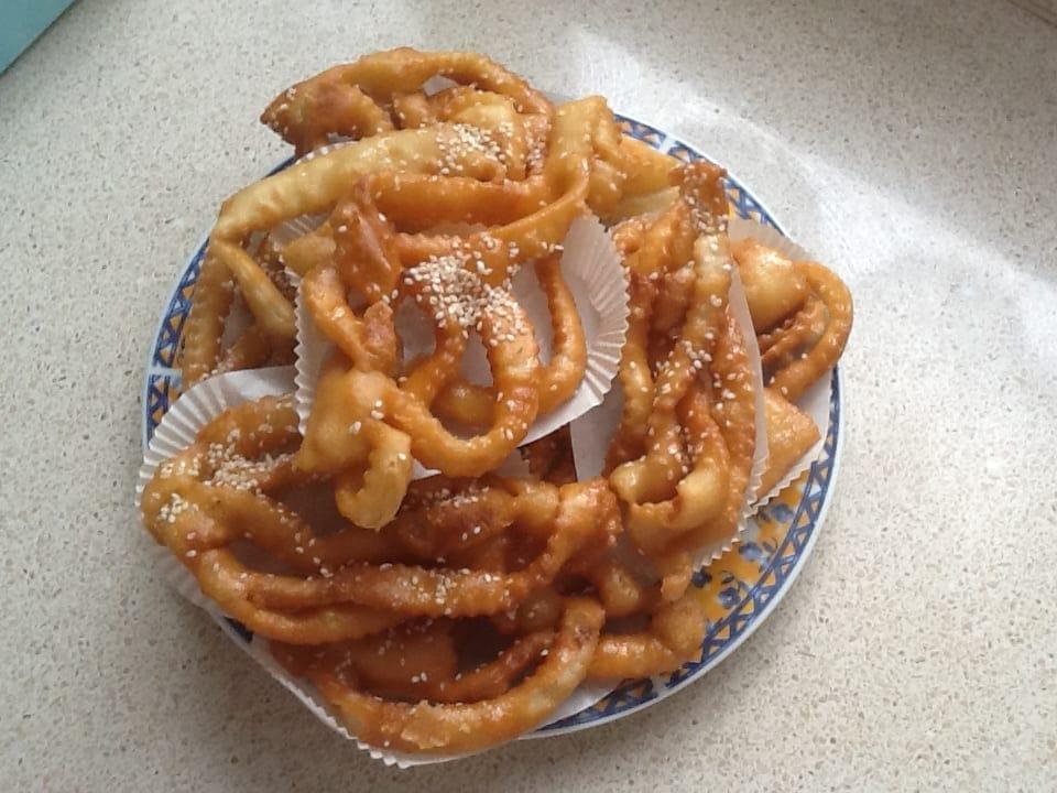 GRIWECH FEUILLETE dessert du ramadan 2014