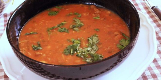 Soupe de betterave cuisine de ramadan for Amour de cuisine 2014