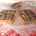 carrés au chocolat et aux noix: gateau marocain gateaux de l'aid 2014
