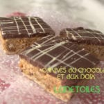 carrés au chocolat et aux noix: gateau marocain gateau algerien aid el fitr 2014