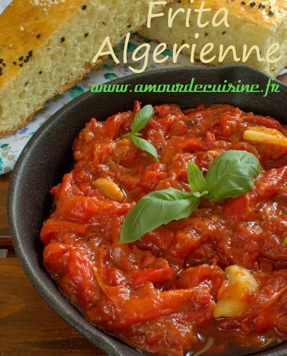 Frita algerienne amour de cuisine - Recette de cuisine algerienne traditionnelle ...