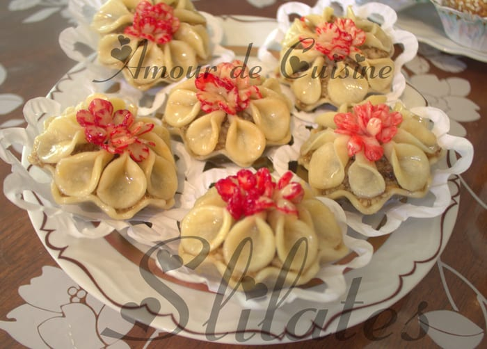 Slilates gateau algerien 2014 en video amour de cuisine for Amour de cuisine 2014