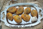 Recette hasselback potatoes, pommes de terre rôtie a la suédoise 1