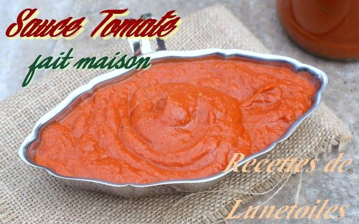 Sauce Tomate Fait Maison Facile Pour Pizza Amour De Cuisine