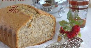 recette Cake au thé