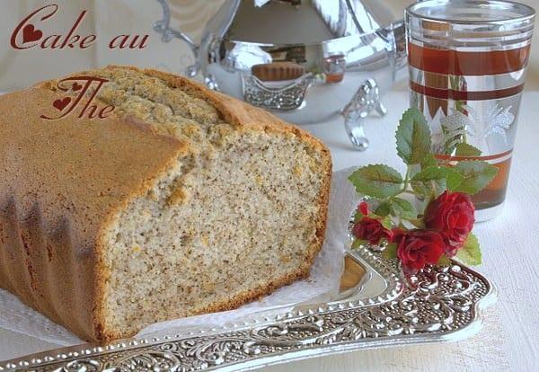 cake au the 1