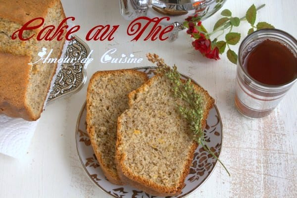 cake au the 2
