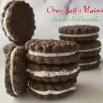 biscuits oreo fait maison