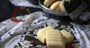 ghribia aux cacahuetes gateau algerien facile et economique 2015