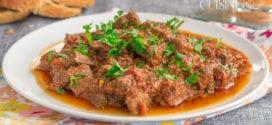 kebda mchermla, ou foie d'agneau à la chermoula
