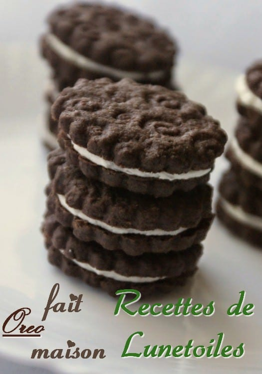 comment fair des oreo maison