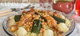 rechta algéroise, cuisine algerienne