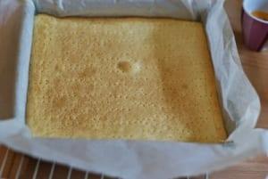 tarte friable aux pommes et creme d'amandes
